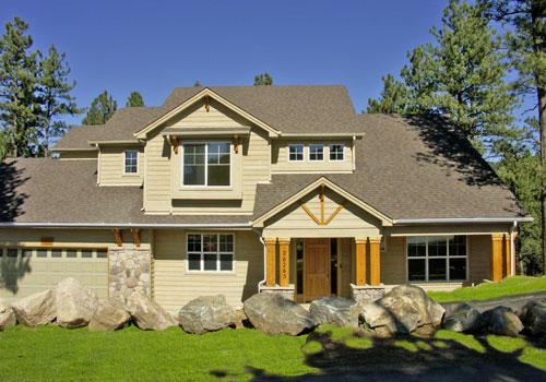 Studio z architecture portfolio custom home design and for Colorado custom home designs